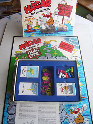 Hagar the Horrible's Game 1989