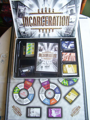 Incarceration By Risk Takers 2001