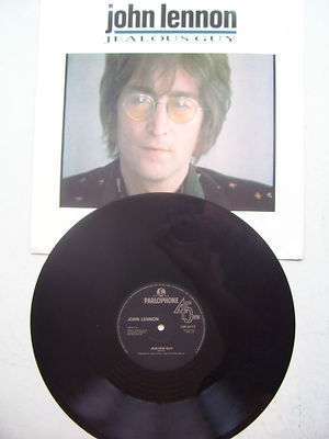 John Lennon Jealous Guy 12 inch Single