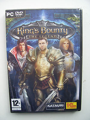 Kings Bounty The Legend  PC New and Sealed