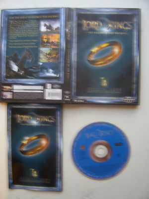 Lord of the Rings PC game