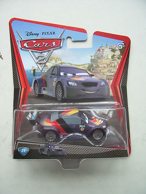 Max Schnell Disney Pixar Cars 2   New