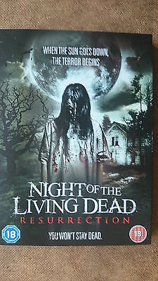 Night of the Living Dead Resurrection DVD
