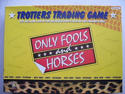 Only Fools and Horses  Trotters Trading Game By Toy Brokers Ltd 1990 New