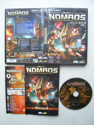 Project Nomads  After the Disaster!  PC