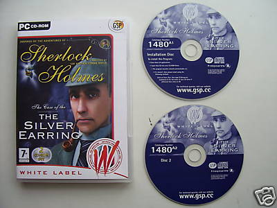 Sherlock Holmes The Case of the Silver Earring PC Game