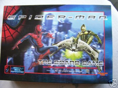 Spiderman The Board Game ( 2001)