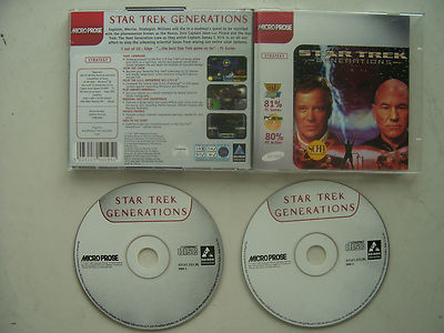 Star Trek Generations PC