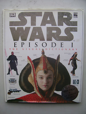 Star Wars Episode 1 The Visual Dictionary By DK