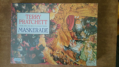 Terry Pratchett Maskerade 1000 Piece Jigsaw NEW and  SEALED