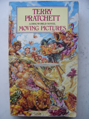 Terry Pratchett Moving Pictures