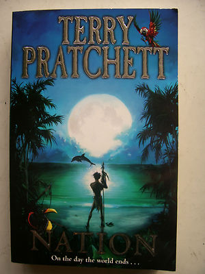 Terry Pratchett Nation  Novel