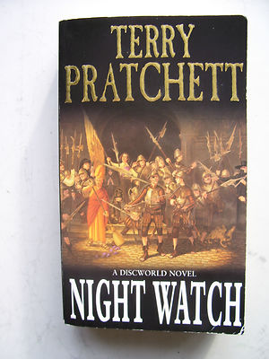 Terry Pratchett Night Watch  A Discworld Novel