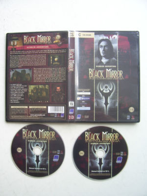 The Black Mirror PC Game