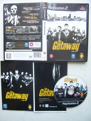 The Getaway PS2 Game