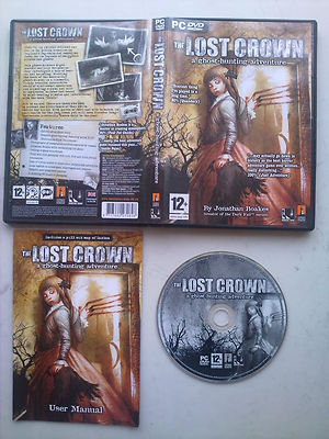 The Lost Crown a Ghost Hunting Adventure PC Game