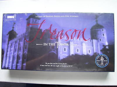 Treason in the Tower   2002