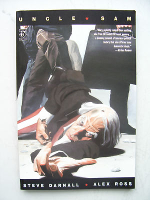 US Uncle Sam Graphic Novel by Titan Books 1999
